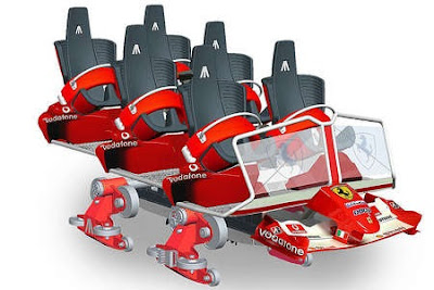 my funny formula rossa ferrari 39 s roller coaster is the fastest roller. Cars Review. Best American Auto & Cars Review