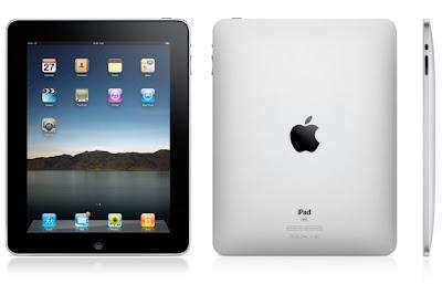 Harga dan Spesifikasi Apple iPad