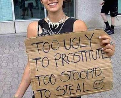 Halloween Prostitute Costume