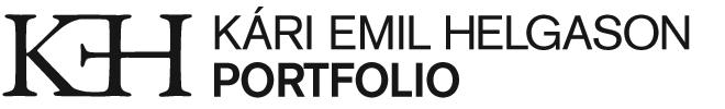 Kári Emil Helgason |Portfolio