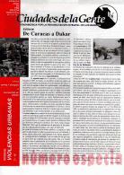 Boletín Nº 11 y 12 Ciudades de la Gente