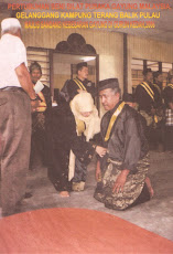 Pertabalan Ketua Beradat PSSPGM Balik Pulau