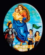 La Madonna degli scout