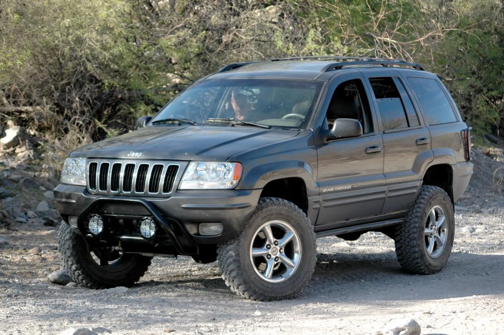 Carros Especiais: Jeep Grand Cherokee Limited