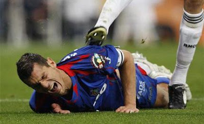 Pepe kick Casquerio