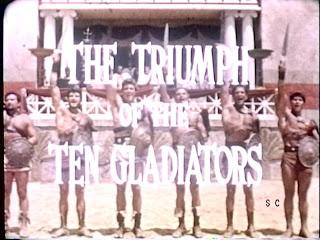 Triumph of the Ten Gladiators movie