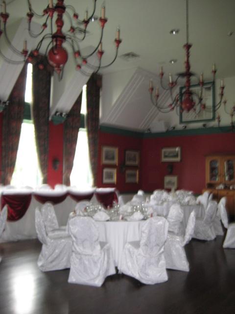 Doctor S House Wedding Garden Room