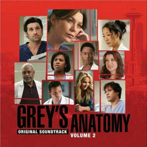 Grey´s Anatomy Vol.2 - Soundtrack