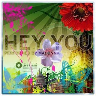 Madonna - Hey You (Remixes)  2007
