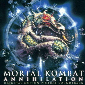 Mortal Kombat Annihilation -  Soundtrack