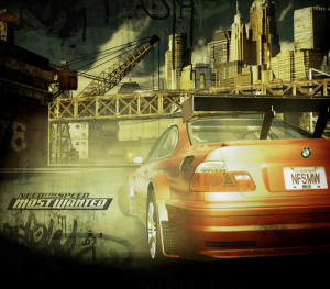 NEED FOR SPEED - MOST WANTED - Sounstrack