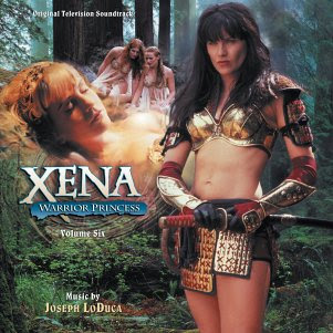 xena the warrior princess presence