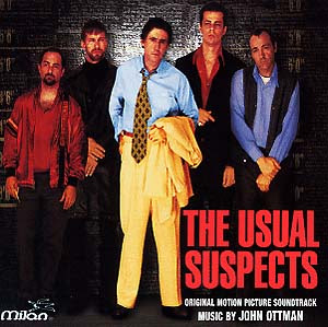 The Usual Suspects - Soundtrack