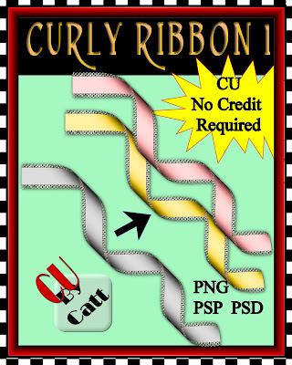 Curly Ribbon 1 - By: Catt's Scrapps CATT+CURLY+1+CU++PREVIEW