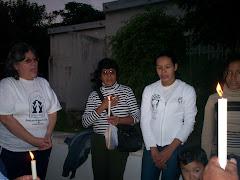 Amas de Casa se solidarizan en la búsqueda de Renzo, el bebé desaparecido