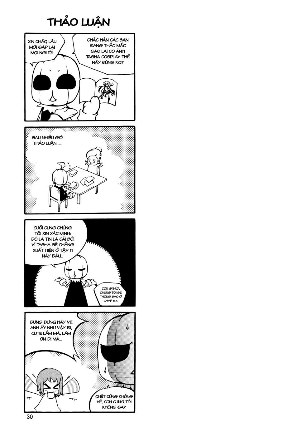 Witch Hunter – Thợ Săn Phù Thủy chap 53 page 32 - IZTruyenTranh.com