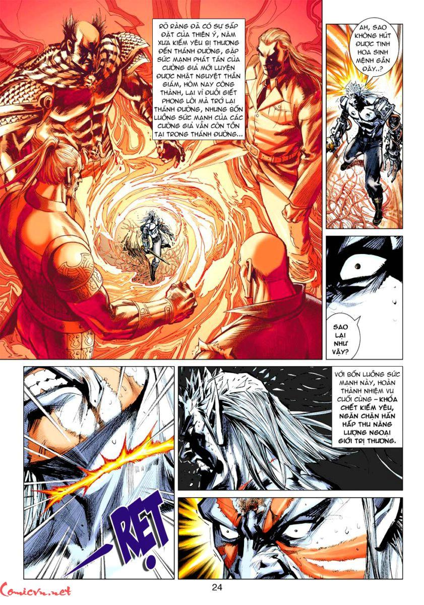 Vương Phong Lôi 1 chap 60 – Kết thúc Trang 23 - Mangak.info