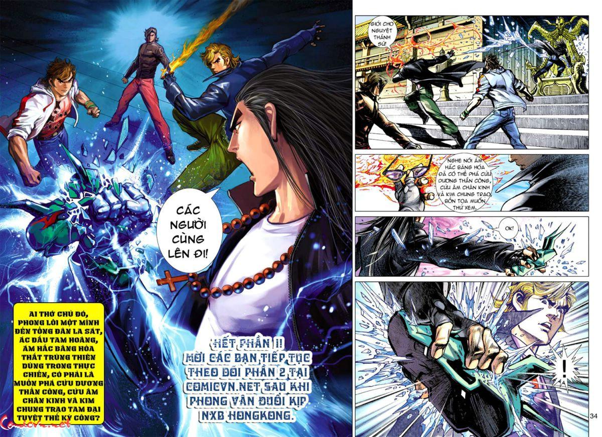 Vương Phong Lôi 1 chap 60 – Kết thúc Trang 32 - Mangak.info