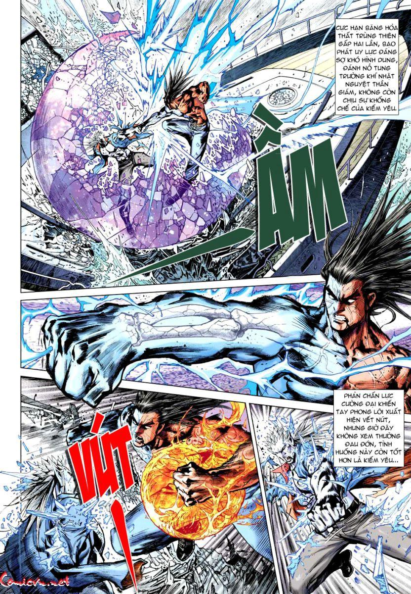 Vương Phong Lôi 1 chap 60 – Kết thúc Trang 4 - Mangak.info