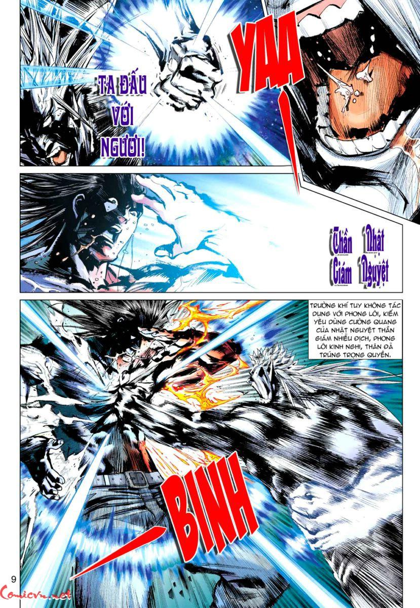Vương Phong Lôi 1 chap 60 – Kết thúc Trang 8 - Mangak.info