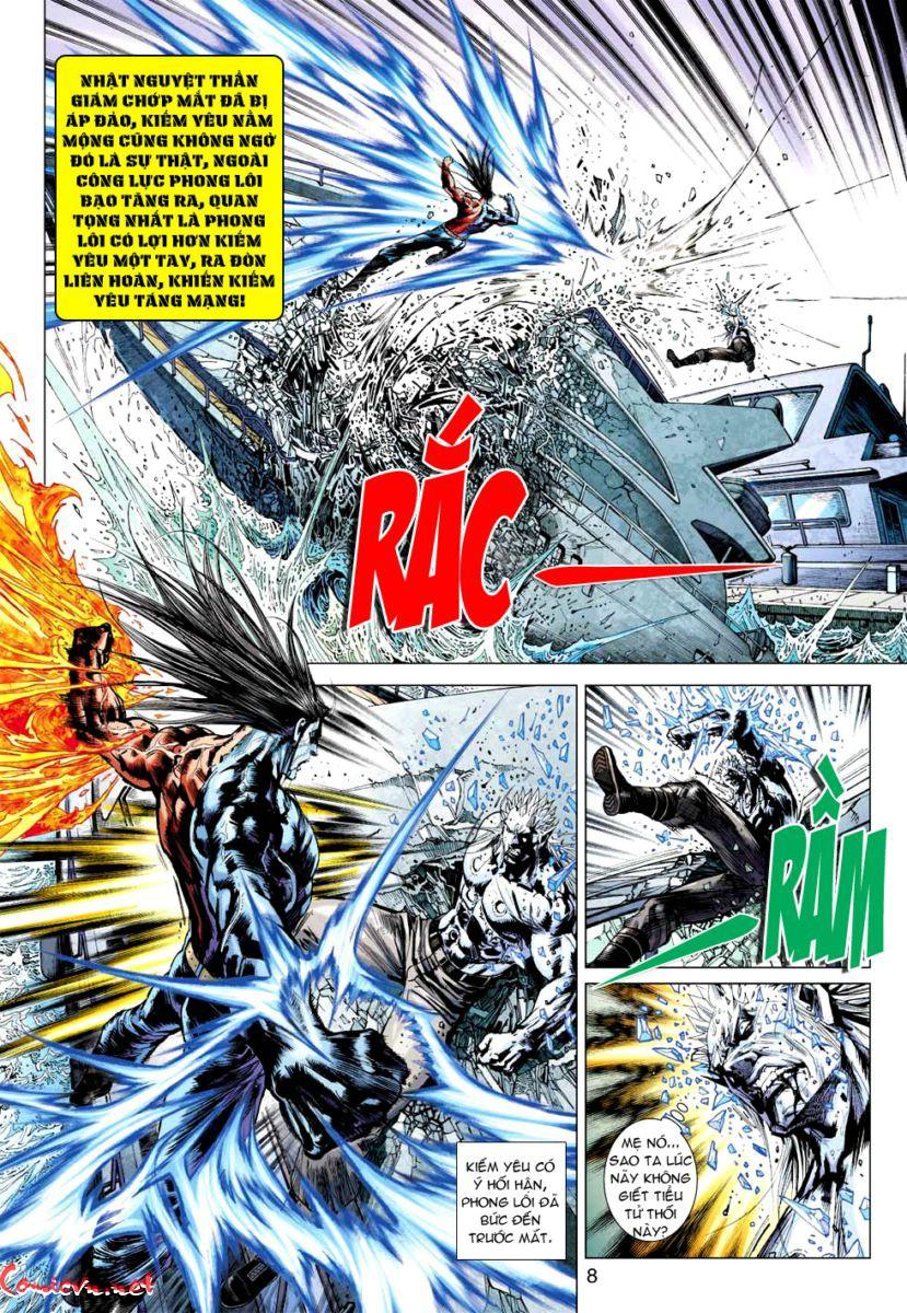 Vương Phong Lôi 1 chap 60 – Kết thúc Trang 7 - Mangak.info