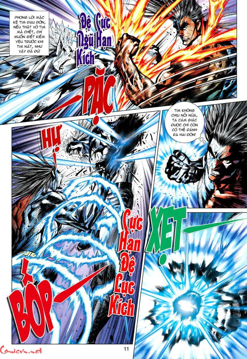 Vương Phong Lôi 1 chap 60 – Kết thúc Trang 10 - Mangak.info