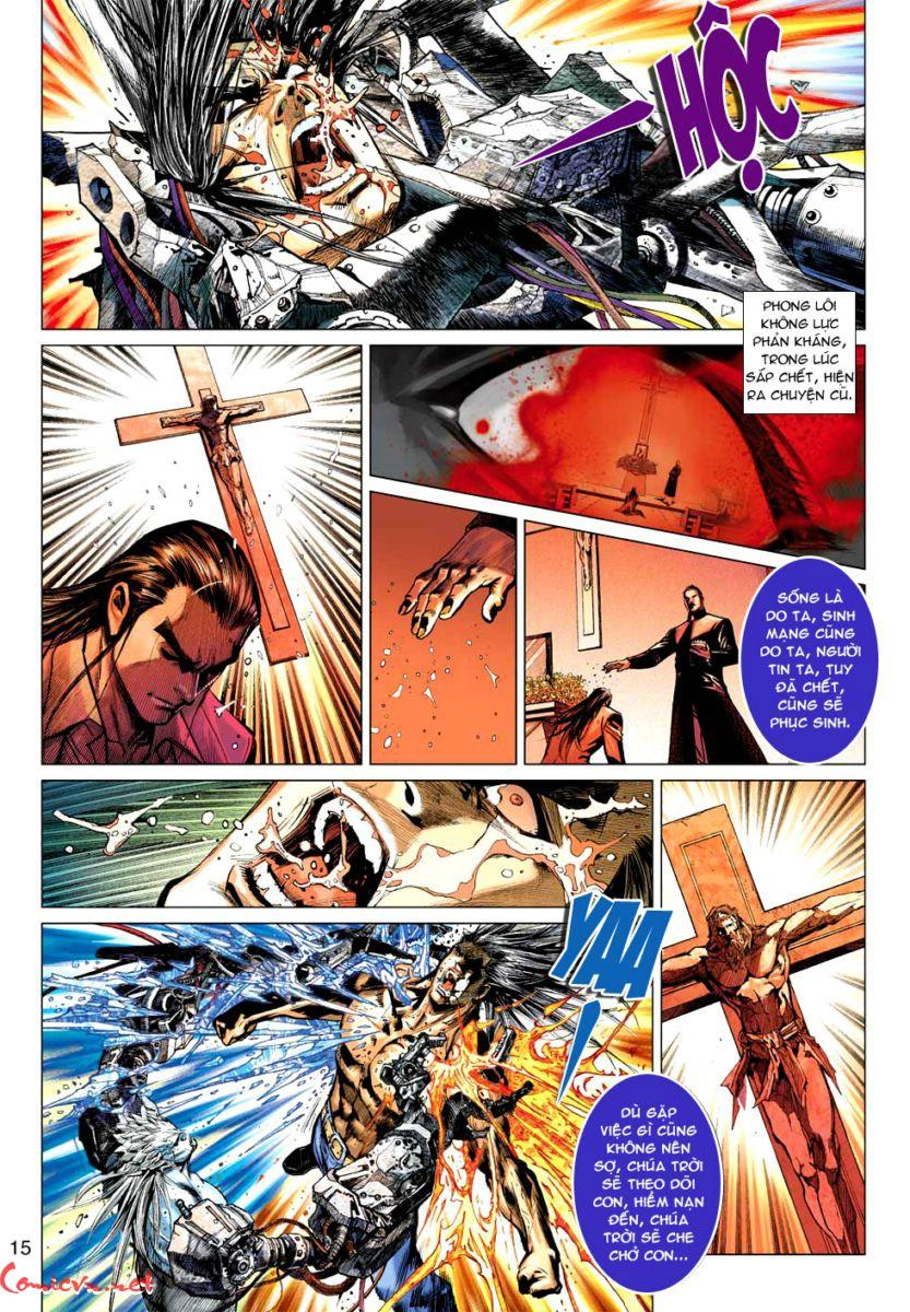 Vương Phong Lôi 1 chap 60 – Kết thúc Trang 14 - Mangak.info