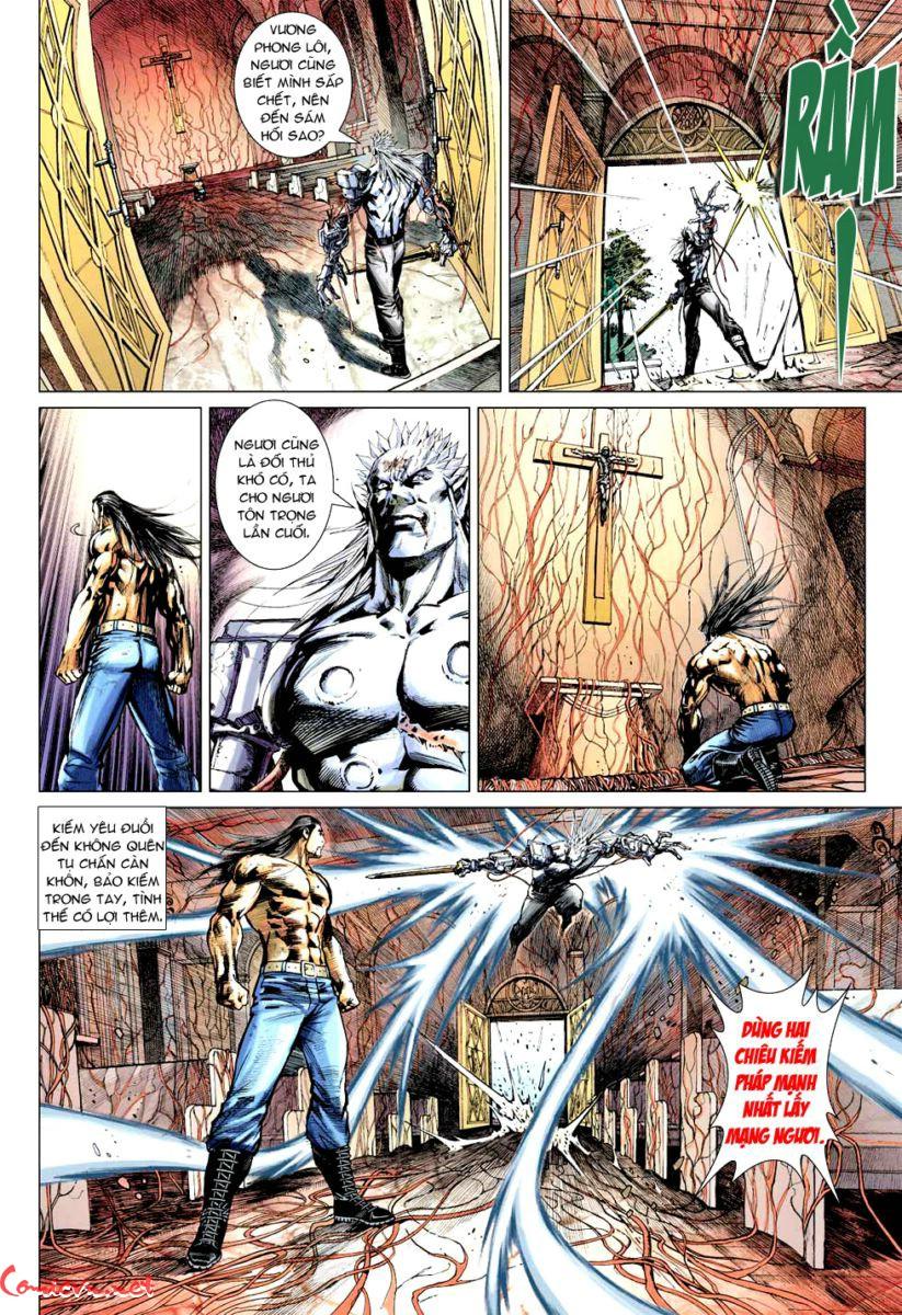Vương Phong Lôi 1 chap 60 – Kết thúc Trang 17 - Mangak.info