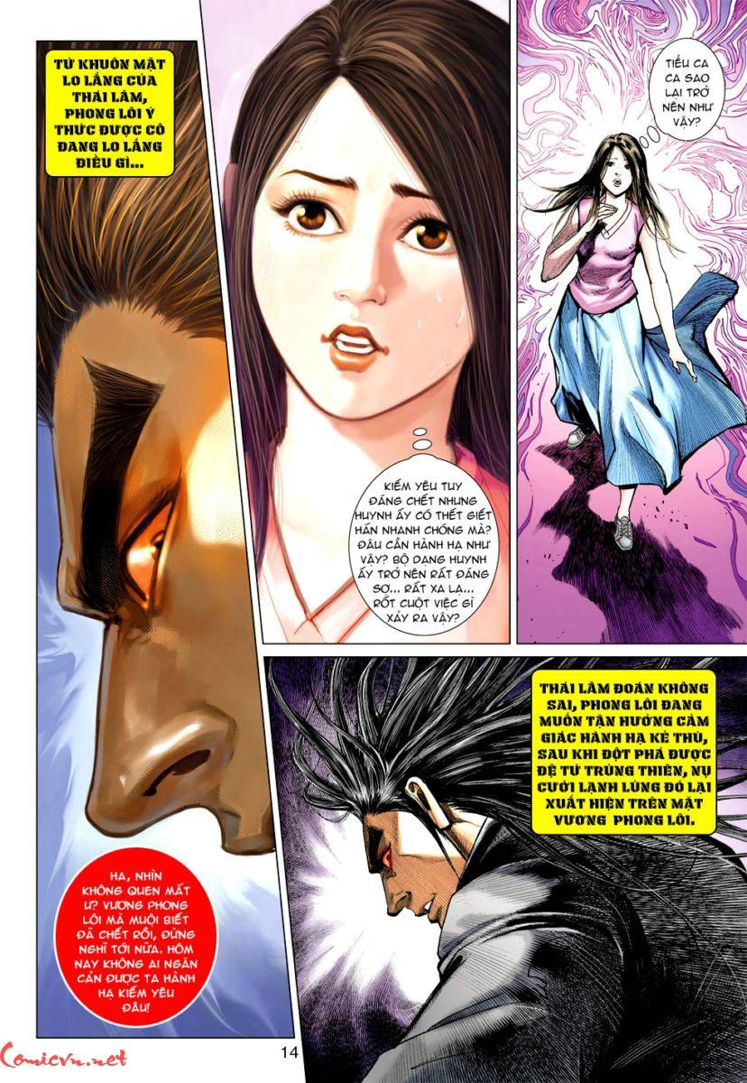 Vương Phong Lôi 1 chap 57 - Trang 13