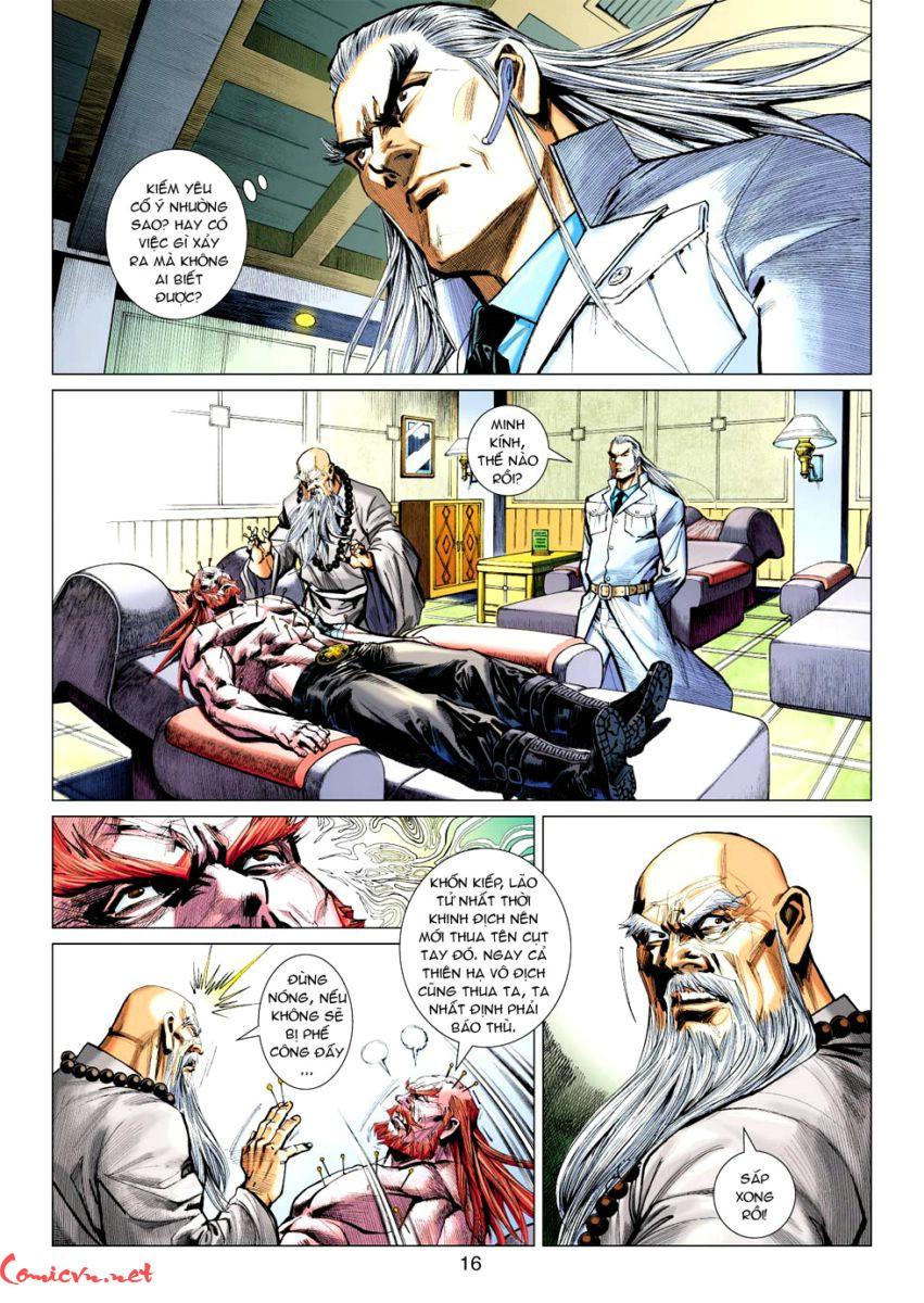 Vương Phong Lôi 1 chap 57 - Trang 15