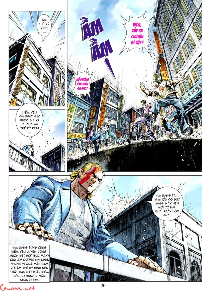 Vương Phong Lôi 1 chap 57 - Trang 24