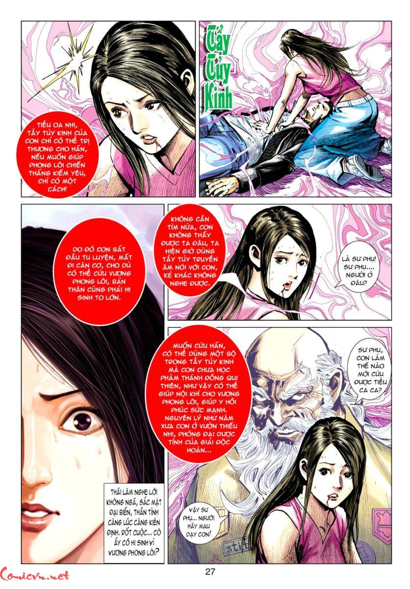 Vương Phong Lôi 1 chap 59 - Trang 26