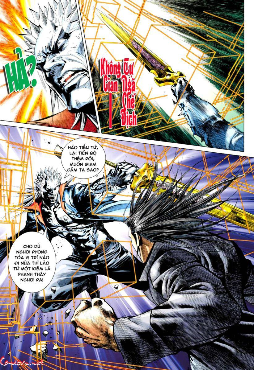 Vương Phong Lôi 1 chap 57 - Trang 27
