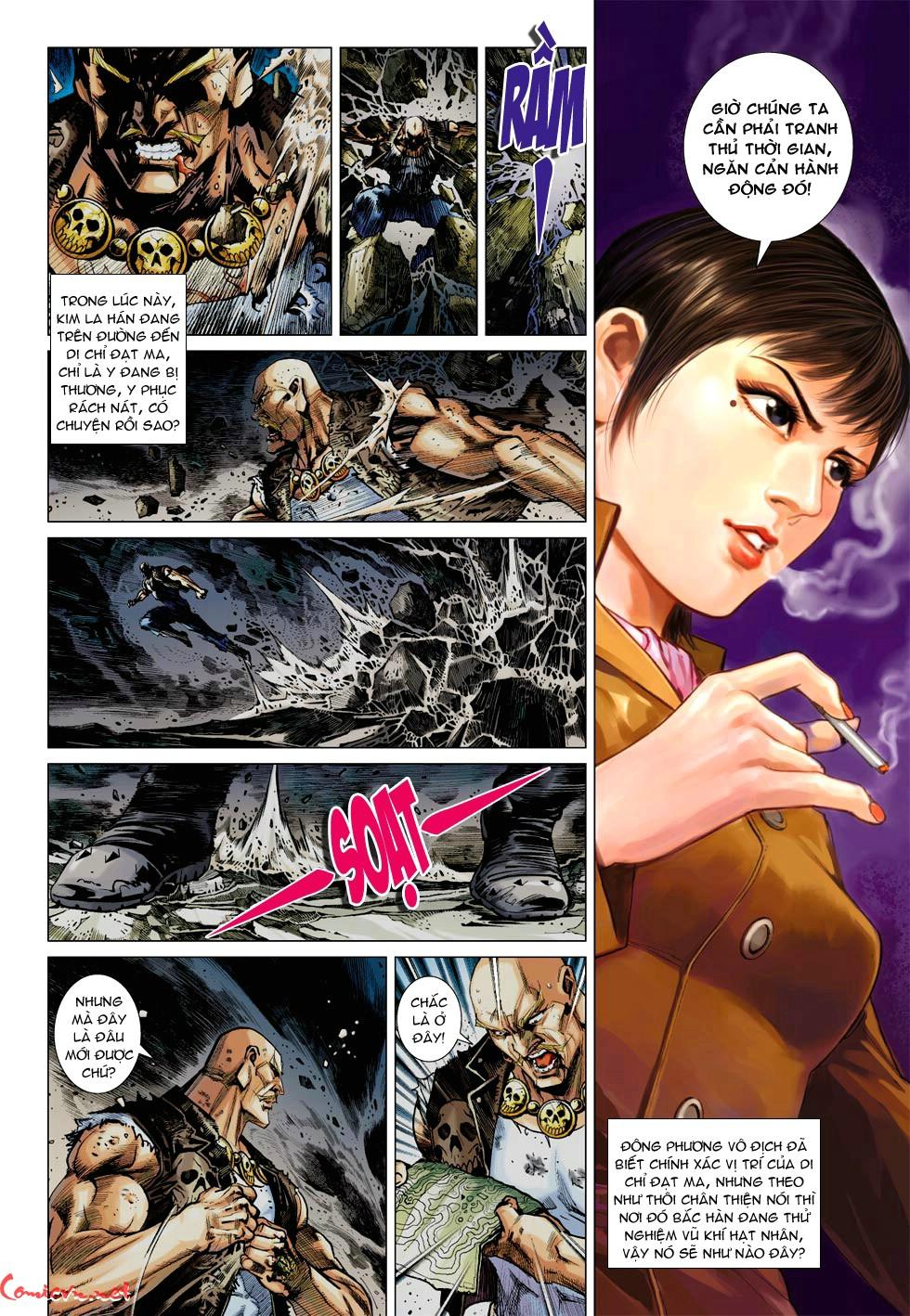 Vương Phong Lôi 1 chap 49 - Trang 3