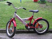 kleines Fahrrad