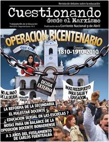 """Revista """"Cuestionando desde el Marxismo"""""""