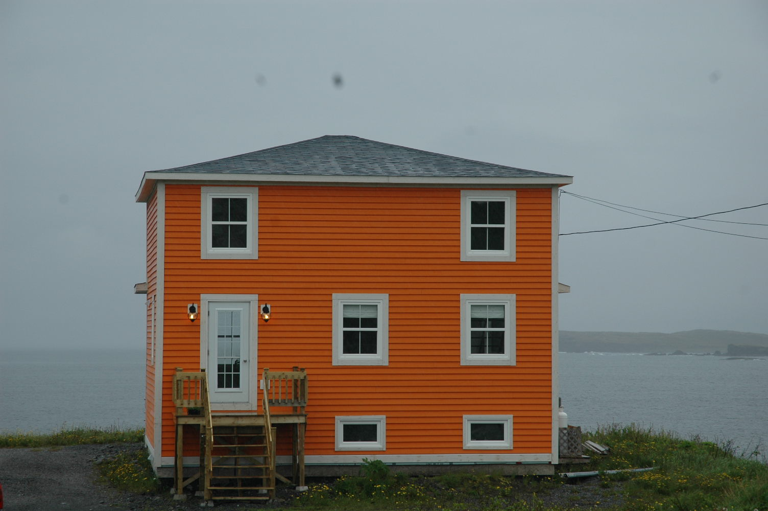 Orange House Building Pinterest Orange House Orange