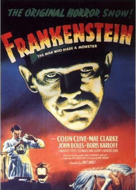 frankensteins misunderstood monster Frankenstein's mother darcey  a monster that was both my mother and myself   how had she misunderstood her parent's radical ideas.