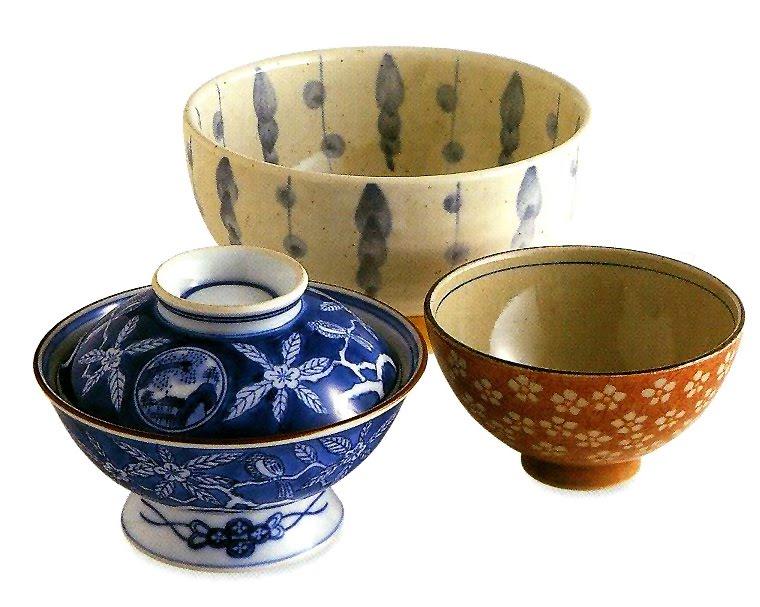 Sabores del mundo cocina japonesa loza y cubiertos i for Utensilios cocina japonesa