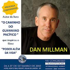 DAN MILLMAN NO BRASIL