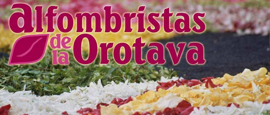 Alfombristas de La Orotava