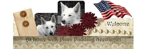Plum Pudding NeedleArt