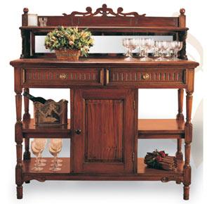 Decoración. Tendencias en estilo clásico: Muebles bar para ...