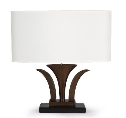 Lamparas Mesa Diseño Lámpara de Mesa Con Pie en