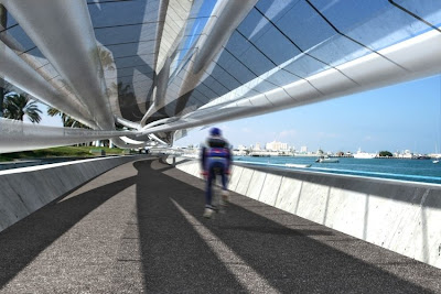 Qatar Cycle Tunnel