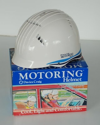 Helmet for motorists