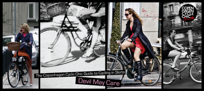 Cycle Chic Guide to Riding in Skirts