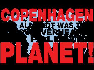Copenhagen Climate Conference T-shirts