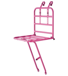Front rack in pink - €28
