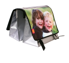 pannier bags with your own photo - €55